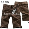 2012 new design mens cargo shorts