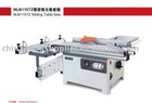 Woodworking machine MJ6115TZ SLIDING TABLE SAW