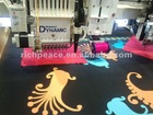Richpeace Computerized Laser Embroidery Machine