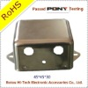 single phase filter housing / cover / case