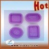 Hot Sale Colorful Silicone Soap Mould
