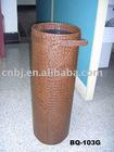 2011 Fashionable Decorative Crocodile Faux Leather__MDF storage box