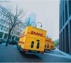 DHL courier service from China to UK