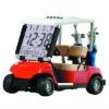 Mini Golf Car LCD Clock