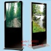 "42"" large screen ad display LCD advertising player Vertical kiosk"