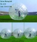 zorb balls, human body zorbing globes A7001