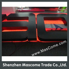 back lit advertising led letter sign