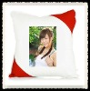 sublimation pillow/sublimaion square pillow/sublimation heart pillow