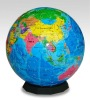 3D globe Jigsaw Puzzle, Spherical Jigsaw Puzzle