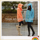 Fashion sports polyester raincoat for 2013
