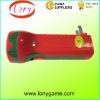 2011 new styles LED rechargable flashlight