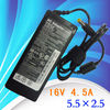 Laptop AC adaptor for IBM 16V 4.5A 72W AC Adapter 5.5*2.5mm