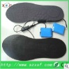cutable heated insole shoe pad