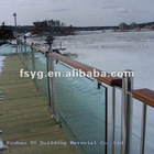 Outdoor Glass Steel Railing YG-B26