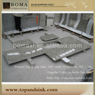 Autumn Sesame Granite Countertop Slab