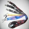 pvc mobile strap