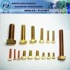 C27400 brass bolt