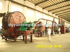 durable tyre granulate machinery plant