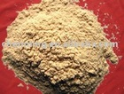 brown wood powder