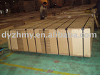 CERTI:ISO9001 ISO14001 CARB P2 GOOD QUALITY RAW MDF