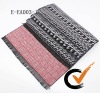 Fashion Double Face Design Men's Scarf