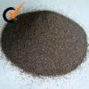 Black aluminium oxide for bonded abrasives