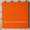 Plastic Garage Flooring-Diamond(orange)