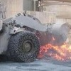 Wheel Loader Tire Protection Chain