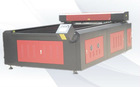 laser flat bed/engraver and cutter acrylic,fabrics,leather equipments TS1325