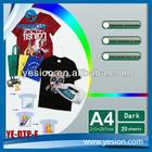 Heat transfer paper/inkjet /laser transfer paper /light /darktransfer paper