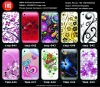 TPU case for iPhone5 Soft more then 880 styles flower and butterfly