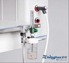 medical equipment Oxygen flowmeter quick connect wall outlets
