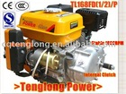 1/2C gasoline engine 4 stroke single cylinder air cooled clutch 168f OHV