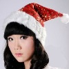 Promotional fashion Funny Christmas hats for kids