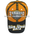 high-end ,3d-embroidered,racing baseball cap