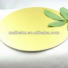 Foil Coated Gold& Siliver Cake board /Drum