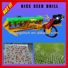 Hot Sale Profesional Manufactured Diesel Engine With Fertilizer Application Paddy Field Seeder Machine For Paddy Rice