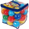 funny/ colorful inflatable PE ball