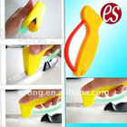 Multi-purpose mini kitchen knife sharpener