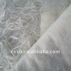 long hair faux fur /fake fur/knitted fabric