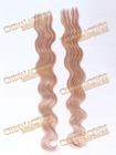 Sales Promotion For Wavy Stick Tape Hair Extensions
