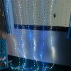 Battery opereted RGB led string light,Led curtain lights for decoration