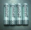 AA 1.5v lithium 2900mAh battery
