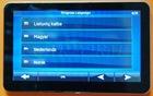 New fashion design 7 inch HD Screen 128MRAM Bluetooth AV-IN FM new free map car gps navigation CFG7003