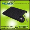 K-508F foldable single fan laptop cooling pad