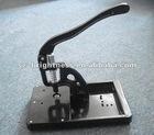 Manual punching machine made of iron