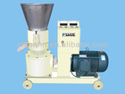2012 Hot Sell Flat Die homemade Wood Pelletizing Mill With The Best Price