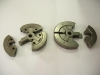 sinter metal parts for clutch of oil saw