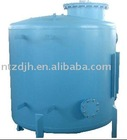 Sand filter tank/water storage tank