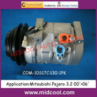 10S17C COMPRESSOR FOR Mitsubishi Pajero 00'>06'